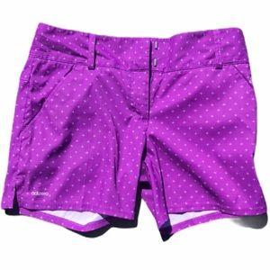 Adidas purple shorts size 2